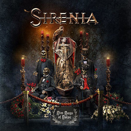 Sirenia – Dim Days Of Dolor (2016) mp3 - 320kbps