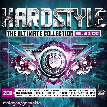 V.A. Hardstyle The Ultimate Collection Vol.3 2013