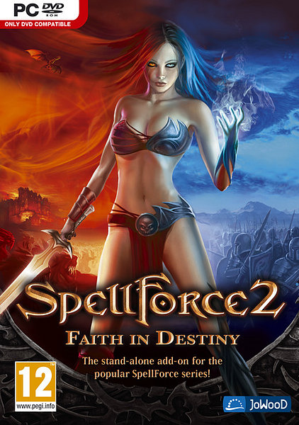 SpellForce 2 - Faith in Destiny [2012][Español] [Full] F1abdd5e8f52d4a8e252106698e4f78eo