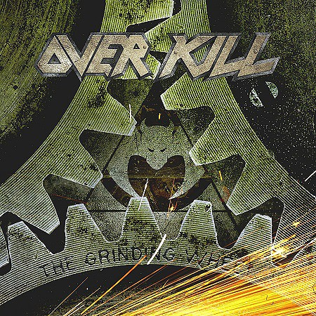 Overkill – The Grinding Wheel (2017) mp3 - 320kbps
