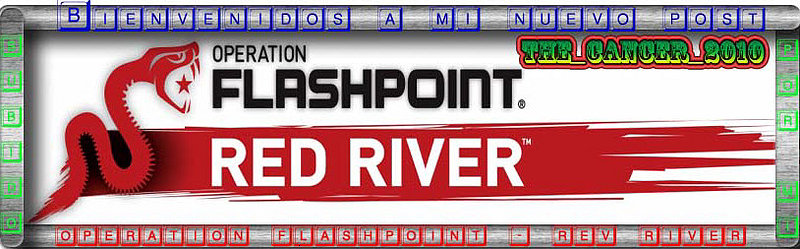 [X360] Operation Flashpoint Red River [R.Free/Esp/MF]