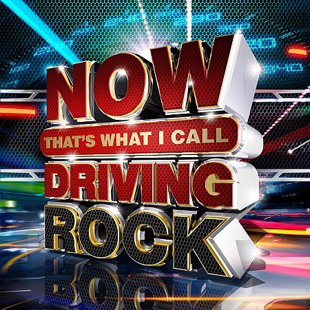 V.A. Now That's What I Call Driving Rock (2017) mp3 - 320kbps
