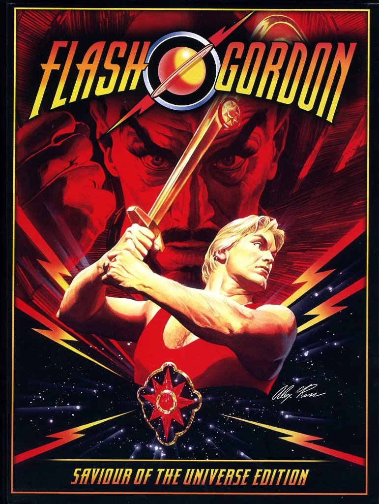 Flash Gordon 1980 -Mg.y Mf.-