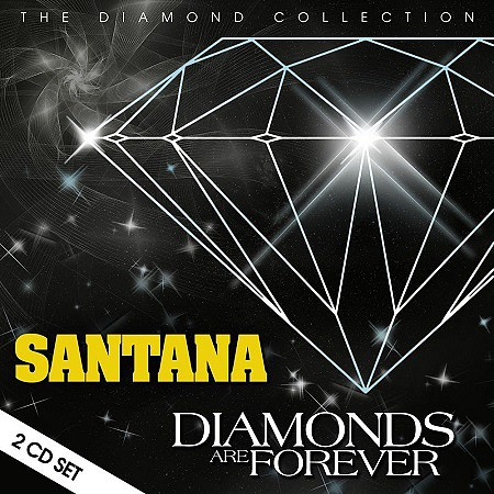 Santana – Diamonds Are Forever (2017) mp3 - 320kbps
