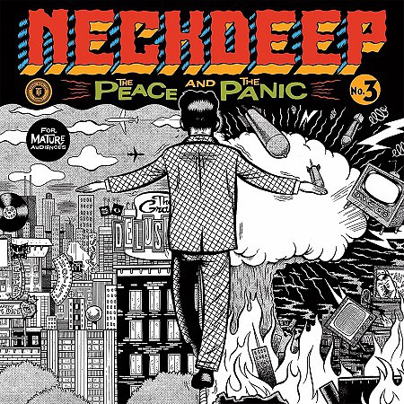 Neck Deep – The Peace and the Panic (2017) m4a - 256kbps