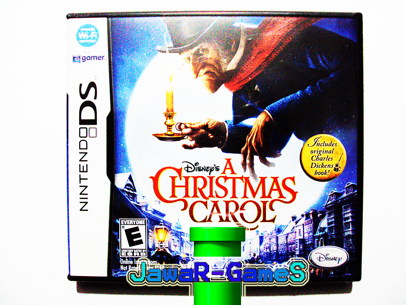 disneys a christmas carol ds game cheats