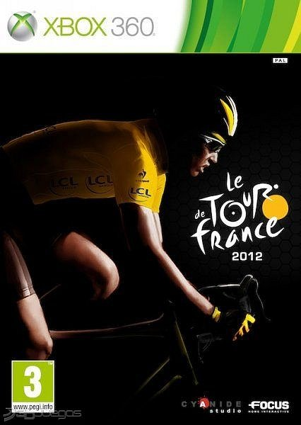 Tour de France 2012 [Multi] [PAL] [XGD2] [LB RG UL NL RS]
