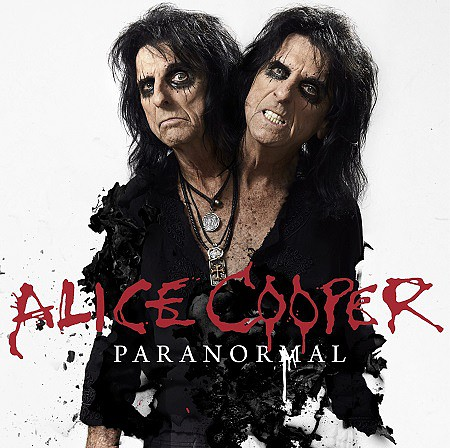 Alice Cooper – Paranormal (Deluxe) (2017) mp3 - 128kbps
