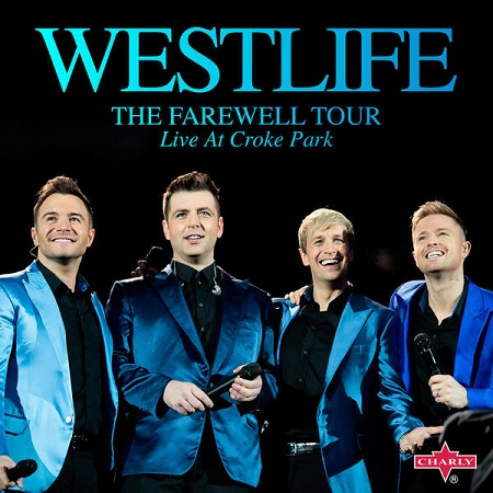 Westlife – The Farewell Tour – Live At Croke Park (2014)