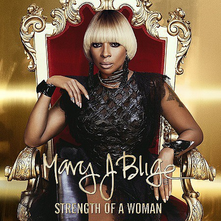 Mary J. Blige – Strength of a Woman (2017) mp3 - 320kbps