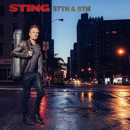 Sting – 57th & 9th (Deluxe Edition) (2016) mp3 320kbps