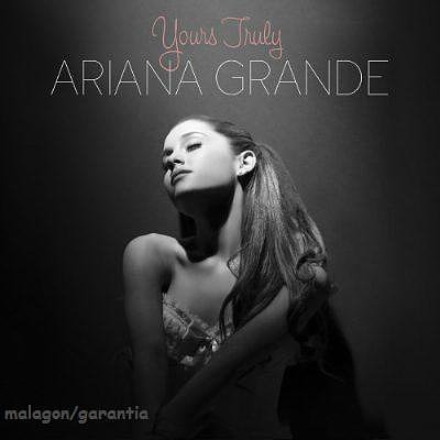 Ariana Grande – Yours Truly (iTunes Deluxe Y Mp3 320kbps) (2013)