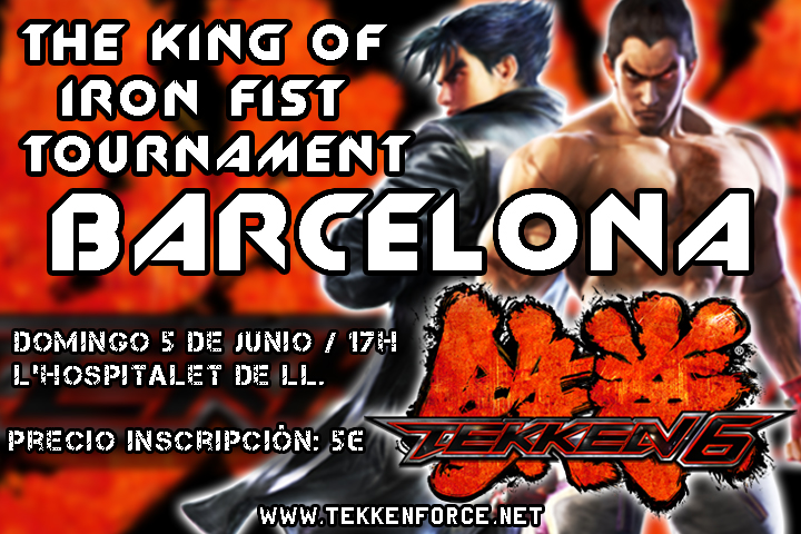 proximo the king of iron fist barcelona-5 de junio - Página 4 Fc460001ce7131a7997505ccff794a80o