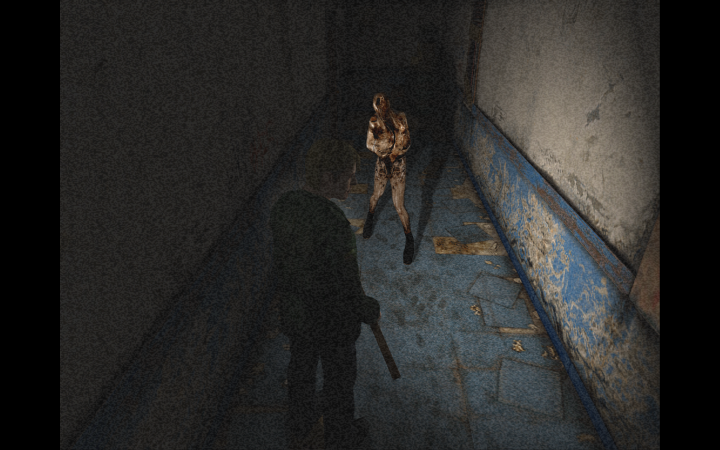Silent Hill 2 Graphical Issues