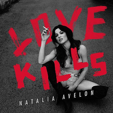 Natalia Avelon – Love Kills (2017) mp3 - 320kbps