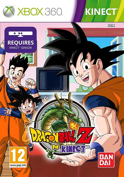 Dragon Ball Z For Kinect [2012][ESPA�OL][PAL][XGD3][UL]