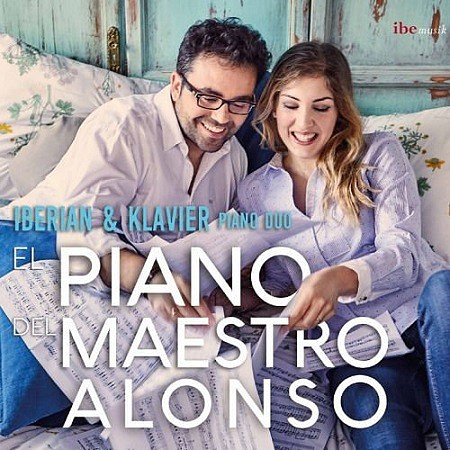 Iberian and Klavier Piano Duo – El Piano del Maestro Alonso (2017) mp3 - 320kbps