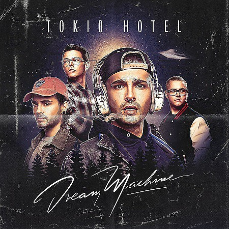Tokio Hotel – Dream Machine (2017) mp3 - 320kbps
