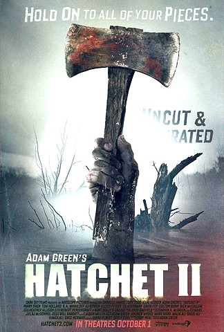 Hatchet 2 [DVD5]