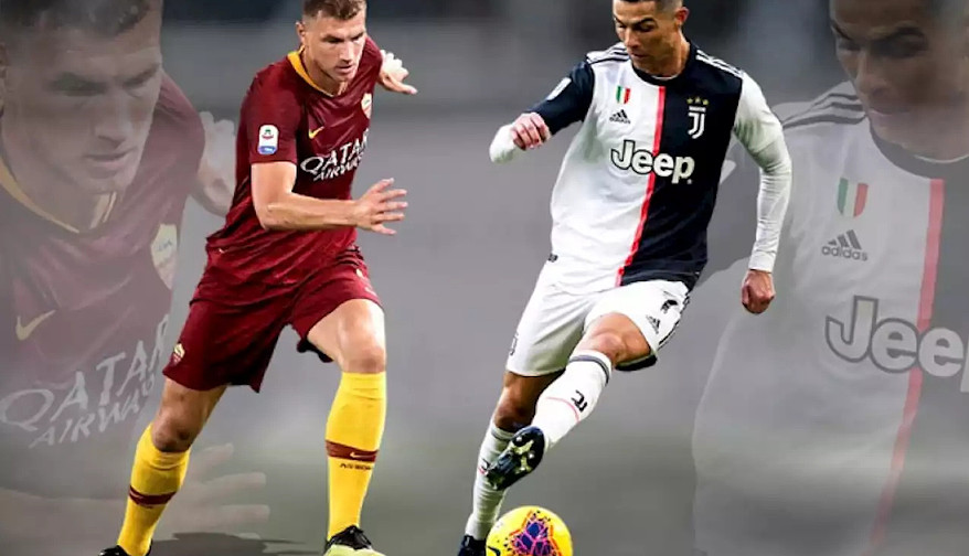 Dove vedere ROMA JUVENTUS Streaming Gratis Highlights Live
