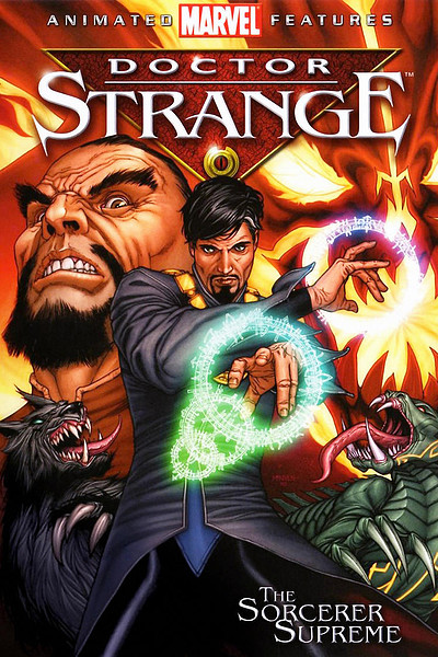 Doctor Strange [Latino][DVD 5]