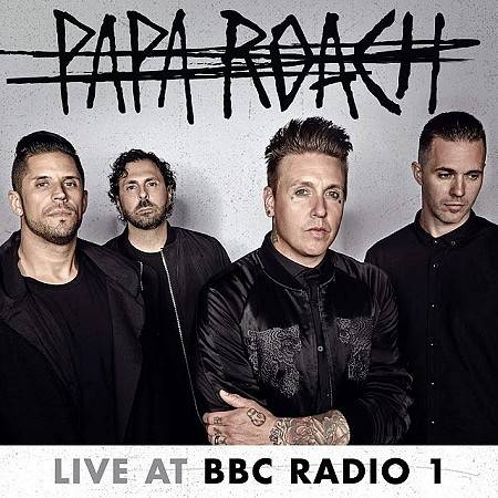 Papa Roach – Live at BBC Radio 1 (EP) (2017)