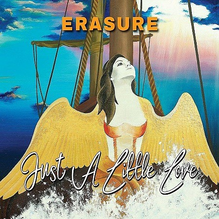 Erasure – Just A Little Love (2017) mp3 - 320kbps
