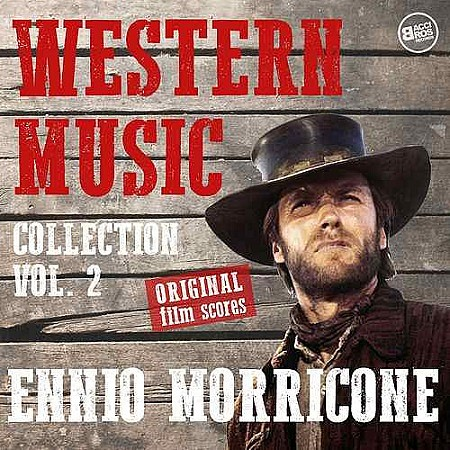 Ennio Morricone – Western Music Collection Vol.2 (Remasterizado) (2017) mp3 - 320kbps