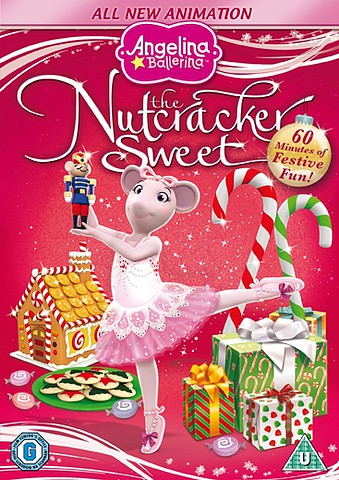 Angelina Ballerina: The Nutcracker Sweet [Latino][DVD 5]