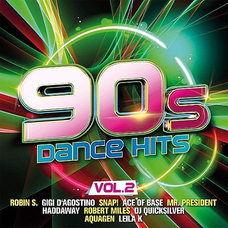 descargar V.A. 90s Dance Hits Vol.2 (2018) mp3 - 320kbps gratis