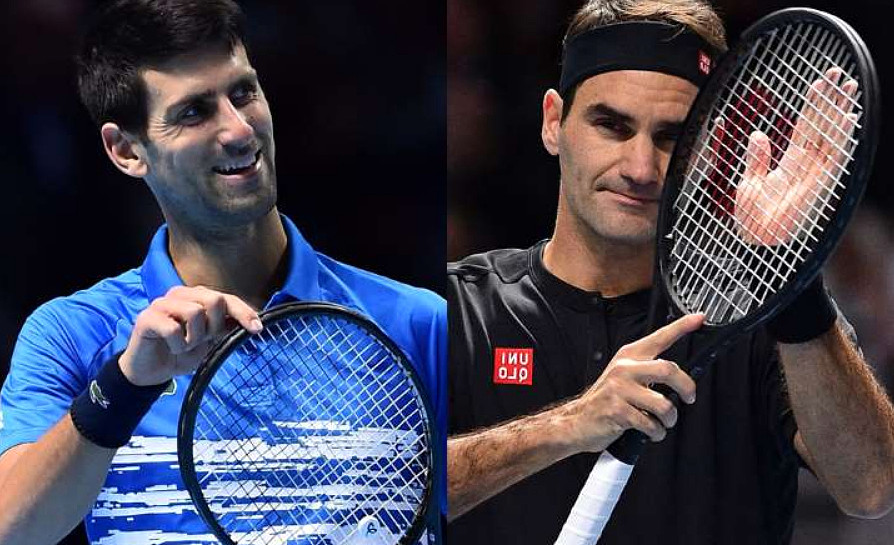 DJOKOVIC FEDERER Streaming gratis: dove vedere il match di Tennis di Londra | ATP World Tour Finals