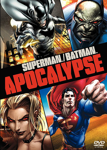 Superman/Batman: Apocalypse [Latino][DVD 5]