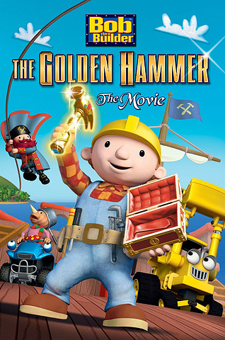 Bob the builder: The Legend of The Golden Hammer [Latino]
