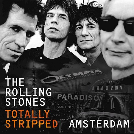 The Rolling Stones - Totally Stripped - Brixton (2017) mp3 - 320kbps