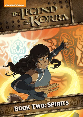 The Last Airbender: The Legend of Korra – Book: Spirits [Latino]