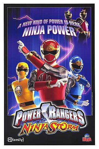 Power Rangers Ninja Storm [Latino][DVD 5]