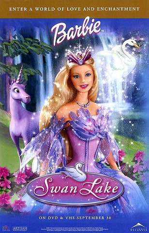 Barbie of Swan Lake [Latino]