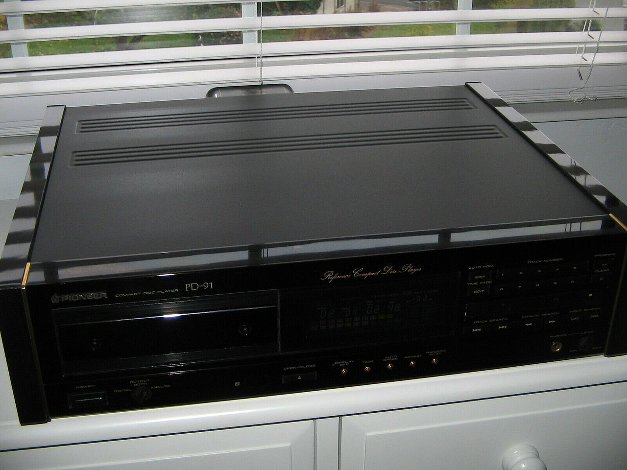 Pioneer PD-91 Urushi Reference 0ac31342a8234d49212bb3df2ea26cdao
