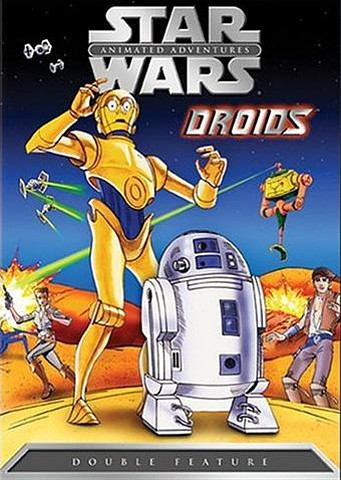 Star Wars Droids: The Adventures of R2D2 and C3PO [Latino][DVD 5]
