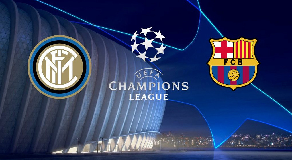 DIRETTA Inter-Barcellona Streaming Gratis Rojadirecta Champions League.