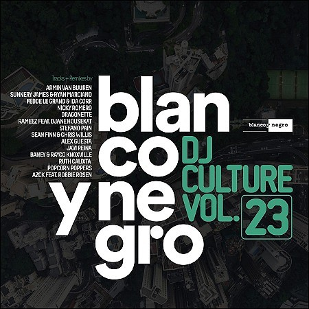 V.A. Blanco y Negro DJ Culture, Vol.23 (2017) mp3 - 320kbps