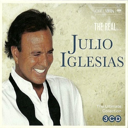 Julio Iglesias – The Real Julio Iglesias (The Ultimate Collection) (2017) mp3 - 320kbps