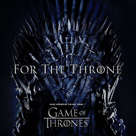 descargar BSO For the Throne (Music Inspired by the HBO Series Game of Thrones) (V.A.) (2019) mp3 - 320kbps gratis