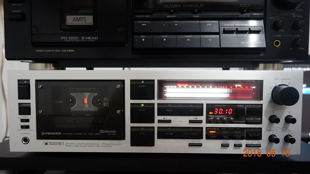 Pioneer CT-A9X Special Edition 12bbd2c9a62ba98a08f25e329a6fcf4fo
