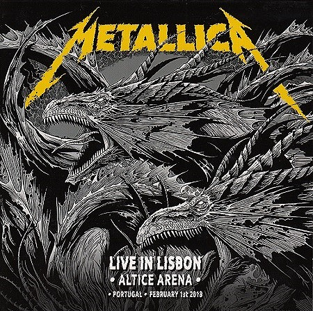 Metallica - Live in Lisbon, Portugal, Altice Arena (February 1st 2018) mp3 - 320kbps