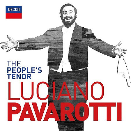 Luciano Pavarotti – The People's Tenor (2017) mp3 - 320kbps