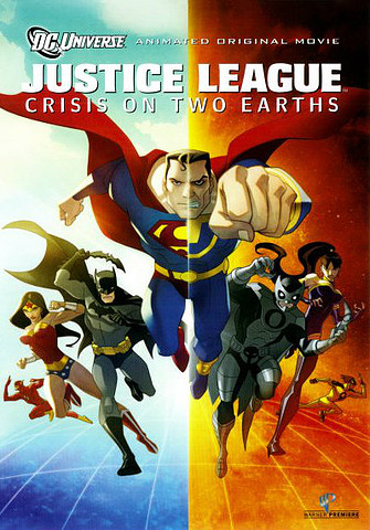 Justice League: Crisis on Two Earths [Latino]