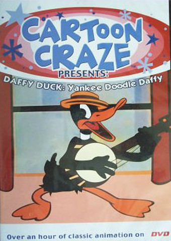 Cartoon Craze Daffy Duck : Yankee Doodle Daffy [Latino]