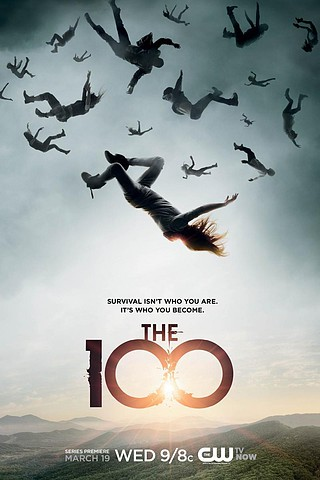 The 100 – 1ra Temporada [Latino]