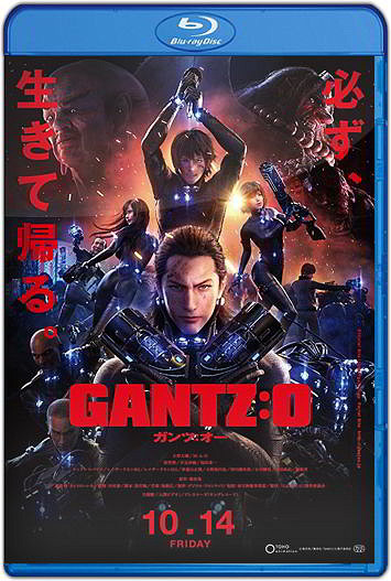 Gantz:O (2016) HD [1080p y 720p Latino] [Varios Hosts]